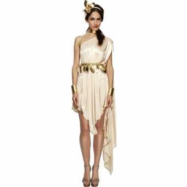 Romeinse godin foute kleding jurk voor dames
