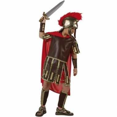 Romeinse soldaat fabius foute kleding voor jongens