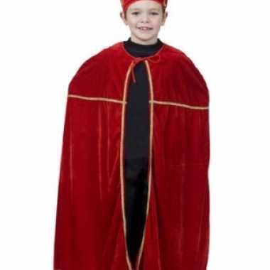 Rood sinterklaas foute kleding voor kinderen