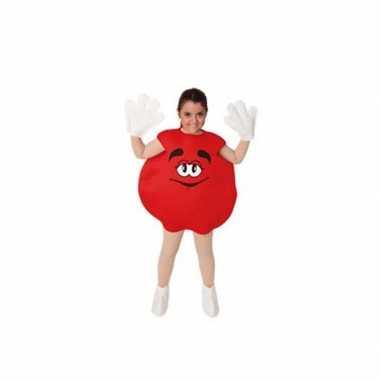 Rood snoep snoepje kinder foute kleding