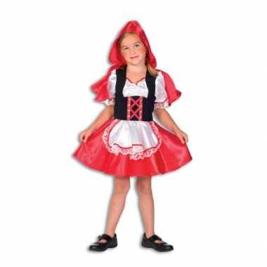 Roodkapje foute kleding voor meiden