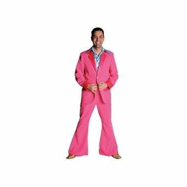 Roze foute kleding voor heren