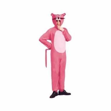Roze panter foute kleding voor volwassenen