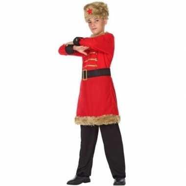 Russische kozakken foute kleding voor jongens