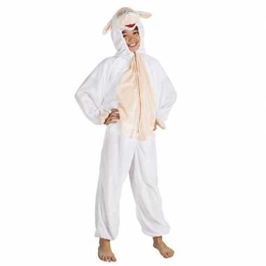 Schaap/lammetje foute kleding voor kinderen