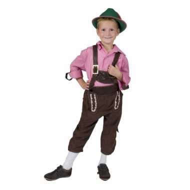 Schlager foute kleding voor kinderen