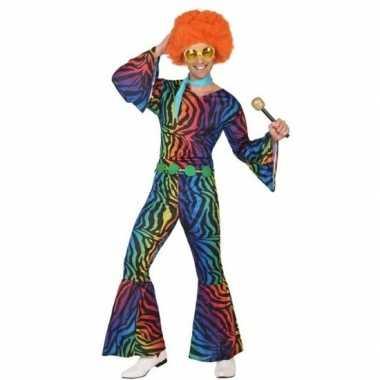 Seventies/disco foute kleding voor heren