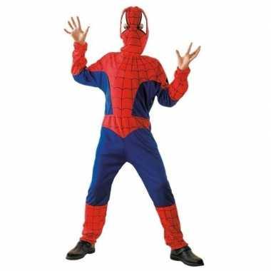 Spinnenheld foute kleding