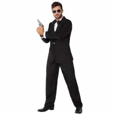 Spion/geheim agent foute kleding voor heren