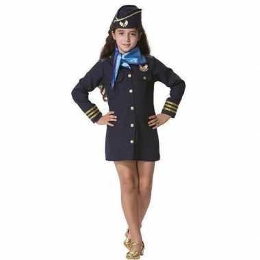 Stewardess foute kleding voor meisjes
