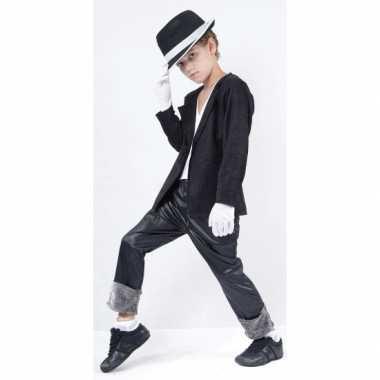 Superster michael kinder foute kleding + hoed