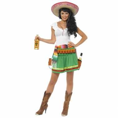 Tequila foute kleding voor dames