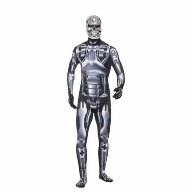 Terminator endoskeleton foute kleding voor heren