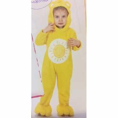 Troetelberen foute kleding geel voor meisjes