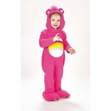 Troetelberen foute kleding roze voor meisjes
