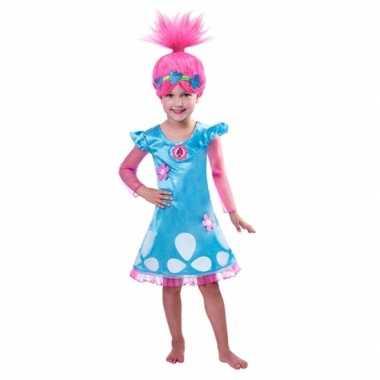Trolls poppy foute kleding voor meiden
