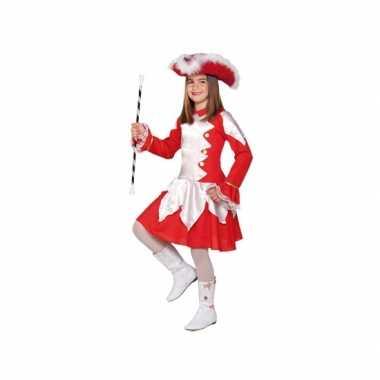 Twirl foute kleding rood voor meiden