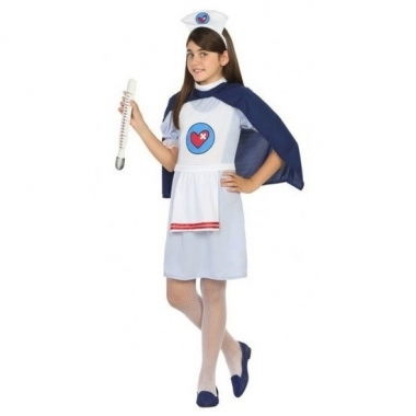 Verpleegster/zuster foute kleding voor meisjes