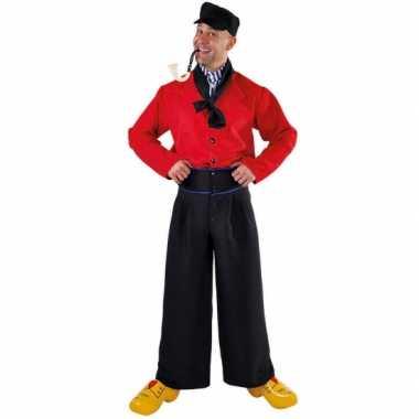 Volendams foute kleding voor heren