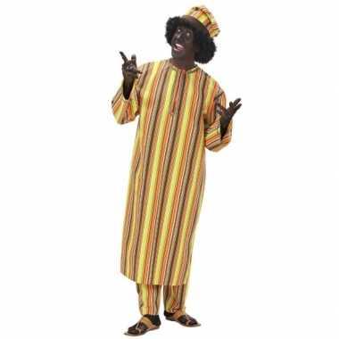 West afrikaans heren foute kleding