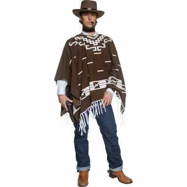 Wilde westen foute kleding voor heren