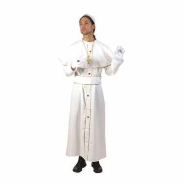 Wit feest foute kleding kardinaal