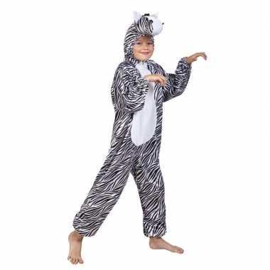 Zebra foute kleding voor kinderen
