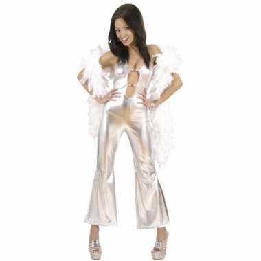Zilveren foute kleding foute kleding