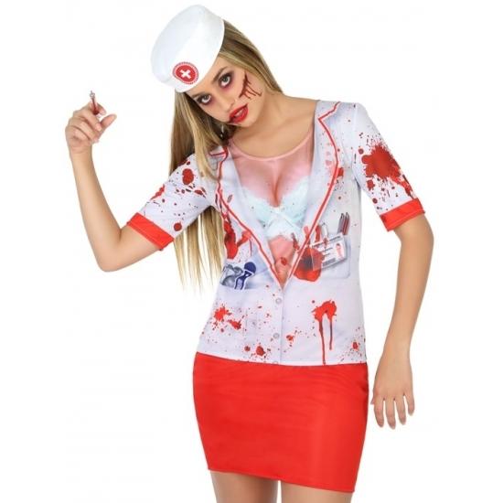 Compleet horror zuster foute kleding voor dames