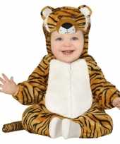 Dierenpak tijger foute kleding voor peuters 12 18 maanden