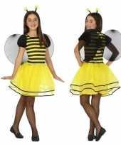 Foute dierenpak bij bijen jurk jurkje voor meisjes kleding