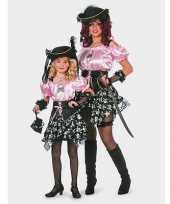 Piraat carnavals foute kleding dames