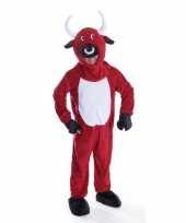 Rode stier foute kleding voor volwassenen
