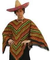 Voordelige mexicaanse foute kleding poncho